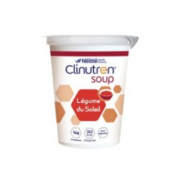 clinutren soup