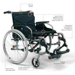fauteuil v300XXL