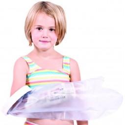 protection de plâtre enfants