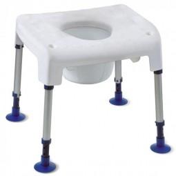 chaise aquatec pico commode