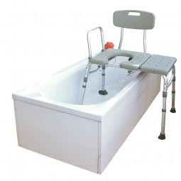 banc de transfert pareo baignoire